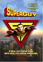 Superguy - Behind the Cape