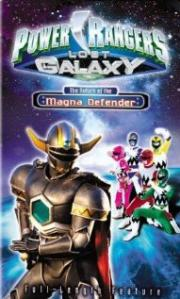 Power Rangers Lost Galaxy - Return of the Magna Defender