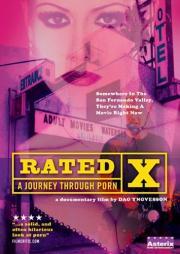Alle Infos zu Rated X - A Journey Through Porn