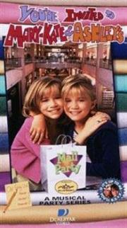 You're Invited to Mary-Kate & Ashley's Mall of America Party