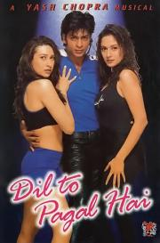 Dil To Pagal Hai - Mein Herz spielt verrückt