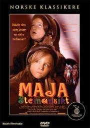Maja auf dem Kriegspfad