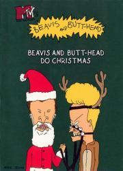 Beavis und Butt-Head feiern Weihnachten