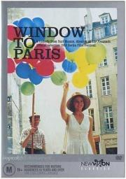 Fenster nach Paris