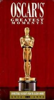 Oscar's Greatest Moments - 1971 to 1991
