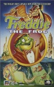 Alle Infos zu Freddie, der Superfrosch