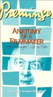 Preminger - Anatomy of a Filmmaker
