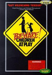 Beware - Children at Play