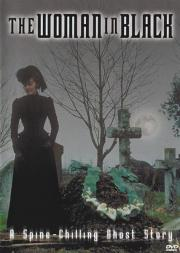 Frau in Schwarz