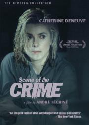 Schauplatz des Verbrechens