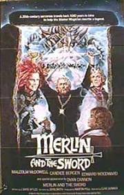 Merlin und das Schwert