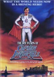 Return of Captain Invincible oder Wer fürchtet ...