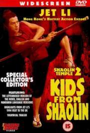 Shaolin - Kinder der Rache
