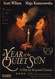 Ein Jahr der ruhenden Sonne