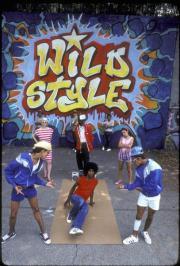 Wild Style - Graffiti