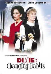 Was soll Dixie denn im Kloster