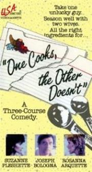 One Cooks, the Other Doesn't