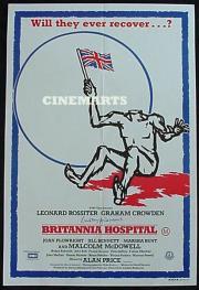 Alle Infos zu Britannia Hospital