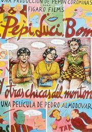 Pepi, Luci, Bom und die anderen Mädchen vom Haufen