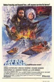 Die Bäreninsel in der Hölle der Arktis