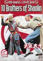 Die 10 siegreichen der Shaolin