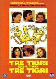 Three Tigers Against Three Tigers