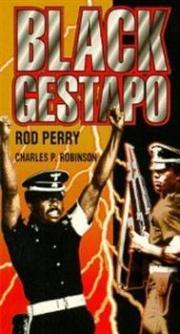 Alle Infos zu The Black Gestapo