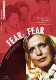 Angst vor der Angst