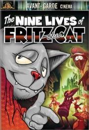Die Neun Leben des Fritz the Cat