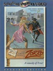 Zorro und seine lüsternen Mädchen
