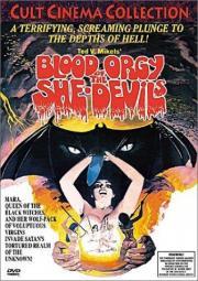 Die Blutorgie der Satanstöchter