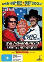 The Adventures of Barry McKenzie