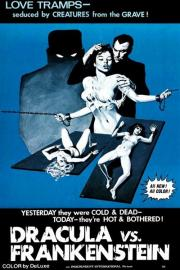Draculas Bluthochzeit mit Frankenstein