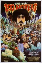 Alle Infos zu Frank Zappa - 200 Motels
