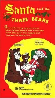 Nikolaus und die drei Bären