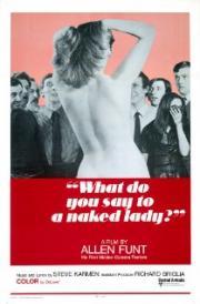 Alle Infos zu Was sagt man zu einer nackten Dame?