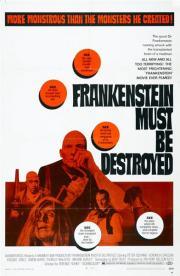 Frankenstein muß sterben