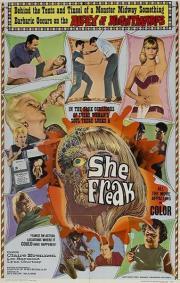 Alle Infos zu She Freak