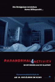 Alle Infos zu Paranormal Activity 4