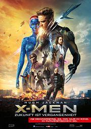 Alle Infos zu X-Men - Zukunft ist Vergangenheit