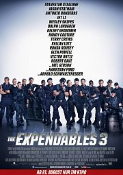 Alle Filminfos zu The Expendables 3
