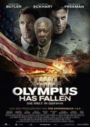 Alle Infos zu Olympus Has Fallen - Die Welt in Gefahr