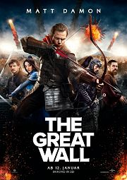 Alle Infos zu The Great Wall