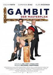 Alle Infos zu Gambit - Der Masterplan