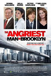Alle Infos zu The Angriest Man in Brooklyn