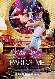 Alle Infos zu Katy Perry - Part of Me