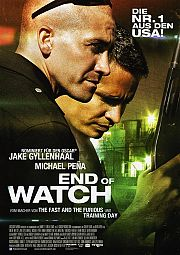 Alle Filminfos zu End of Watch