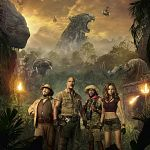 "Rein ins Spiel! The Rock in wilden neuen ""Jumanji""-Trailern + Poster"