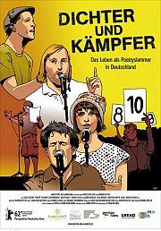 Dichter und Kämpfer - Das Leben als Poetryslammer in Deutschland