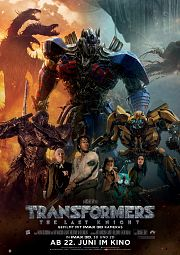 Alle Infos zu Transformers - The Last Knight
